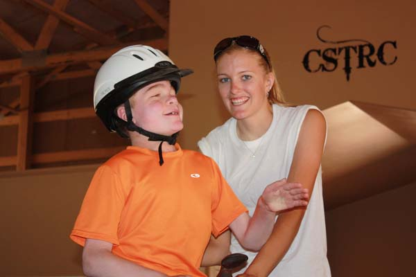 Colorado Springs Therapeutic Riding Center